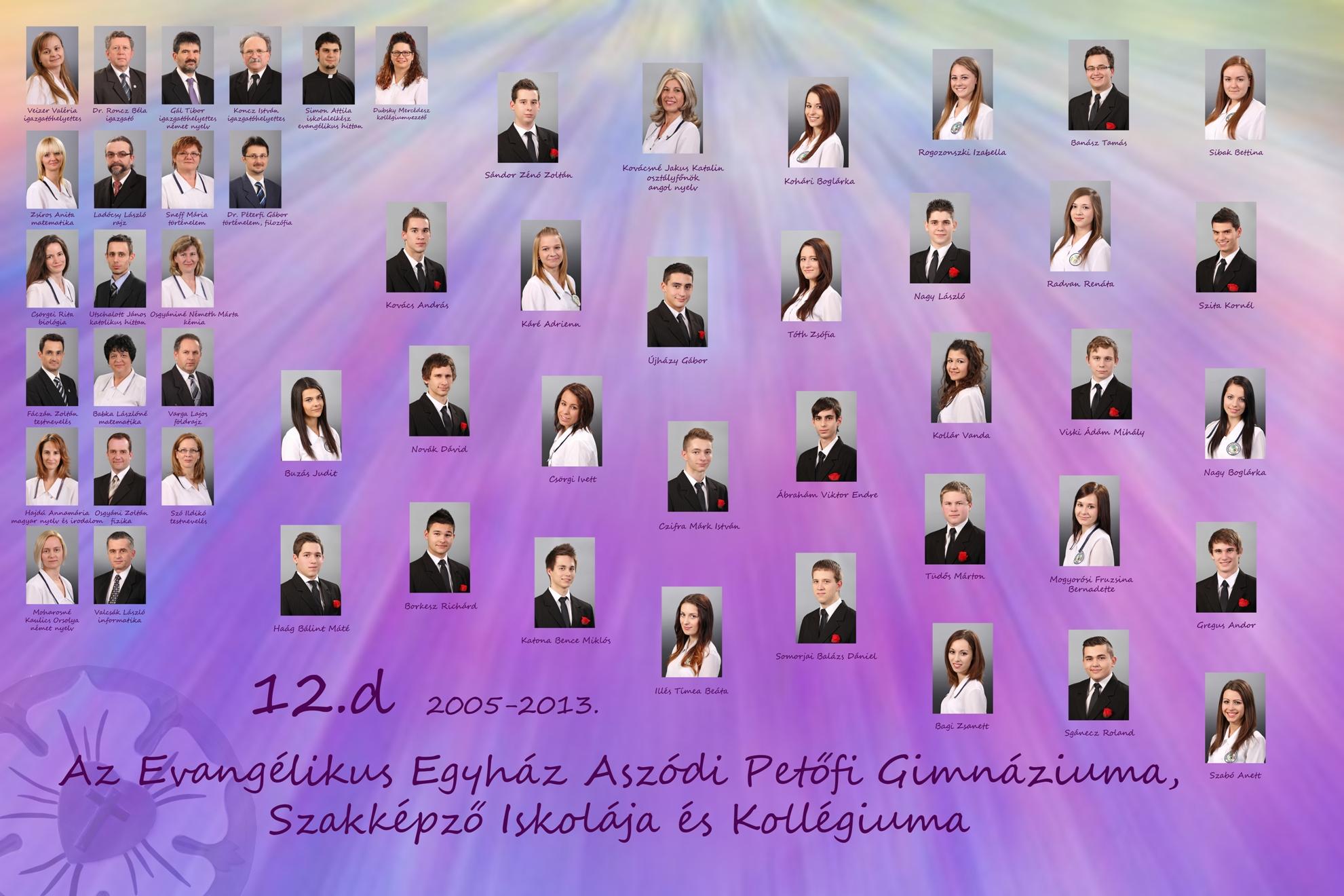 12.d tabló 2005-2013k